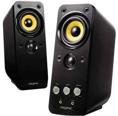 Creative Gigaworks T20 Series II 2.0 Speaker System PN GWT20-SII