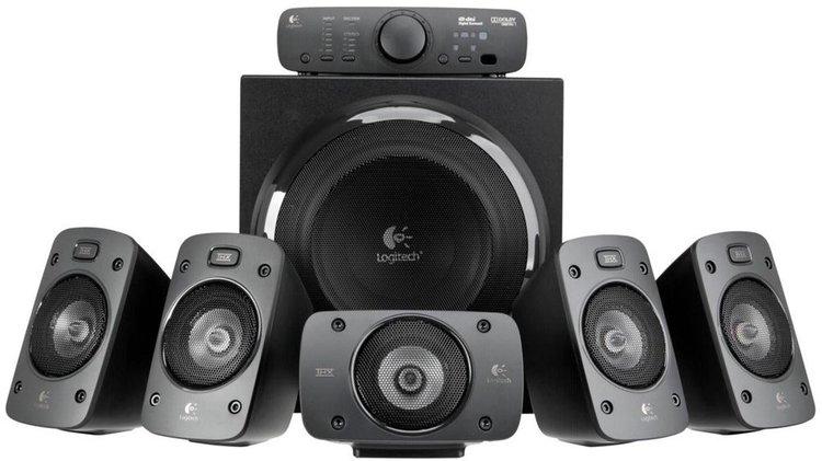 Logitech Z906 5 1 Thx Speaker System Computer Alliance