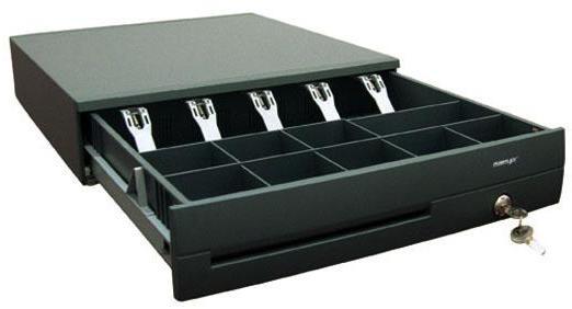 Posiflex CR-3100 Cash Drawer BLACK