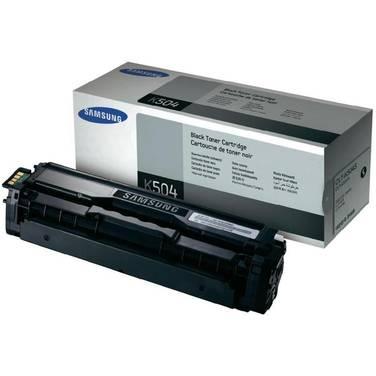 Samsung CLT-K504S Black Toner (2,500 Pages)