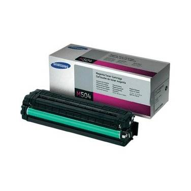 Samsung CLT-M504S Magenta Toner (1,800 Pages)