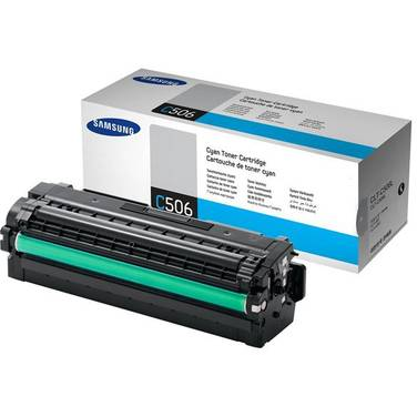 Samsung CLT-C506L Cyan High Yield Toner (3,500 Pages)