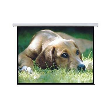 135 Brateck BT-PSAA135 Motorised Projector Screen