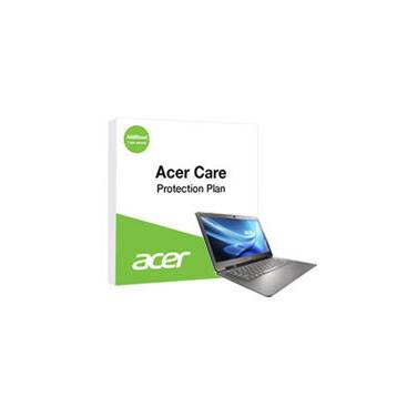 Acer 1 Year Extended Warranty for 1 Year Notebooks (2 Years Total)  Care Pack