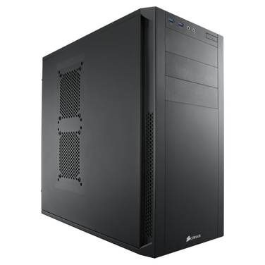 Corsair ATX Carbide 200R CC-9011023-WW Compact Case Black (No PSU)
