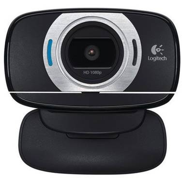 Logitech C615 HD Web Camera PN 960-000738