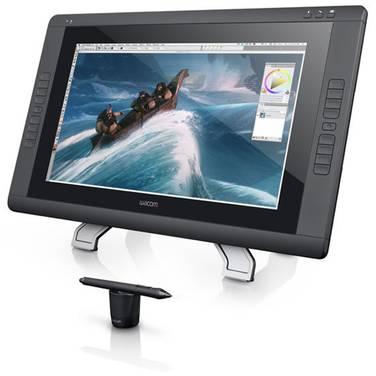 22 Wacom Cintiq HD Interactive Pen Display PN DTK-2200/K0-C