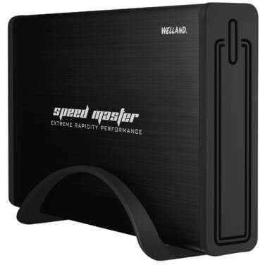Welland Speed Master ME-746E 3.5 USB 3.0 External SATA 6Gb/s HDD Case