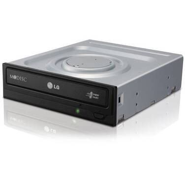 LG 24x Internal SATA DVD Writer Black PN GH24NSD1