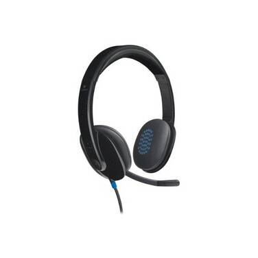 Logitech USB H540 Headset with Microphone PN 981-000482