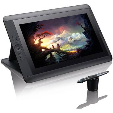13.3 Wacom Cintiq 13HD DTK-1301/K0-C Interactive Pen Display