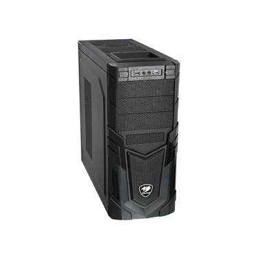 Cougar ATX Volant 67M5 Case Black with HDD Dock (No PSU)