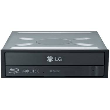 LG 16x Internal SATA Blu-Ray Writer Black PN BH16NS55