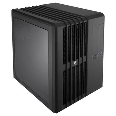 Corsair ATX Carbide Series Black Air 540 CC-9011030-WW Cube Case (No PSU)