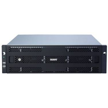 16 Bay Promise Vess 3U A2600 NVR Storage Device with Redundant PSU