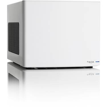 Fractal Design Mini-ITX NODE 304 Case White (No PSU)