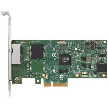 PCIe Gigabit Intel I350T2V2BLK Dual Port Network Card