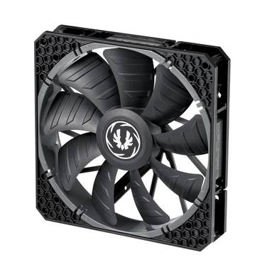 120mm BitFenix Spectre PRO Black Tinted RED LED Case Fan PN BF-SPRO-120R