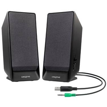 Creative SBS A50 2.0 USB Powered Speakers
