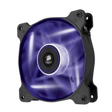 120mm Corsair Air Series AF120 PURPLE Quiet Case Fan PN CO-9050015-PLED