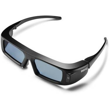 BenQ 3D Glasses for BenQ 3D DLP Projectors P/N: 5J.J7K25.001