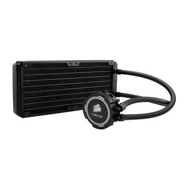 Corsair H105 Hydro CW-9060016-WW High Performance Liquid CPU Cooler
