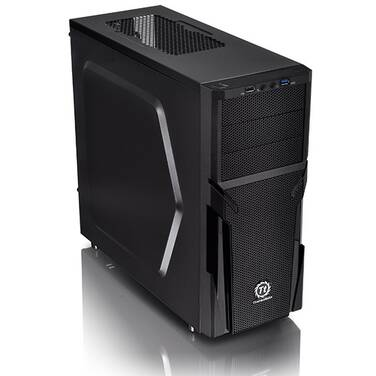 Thermaltake ATX Versa H21 Case Black USB 3.0 with 500W PSU PN CA-3B2-50M1NA-00