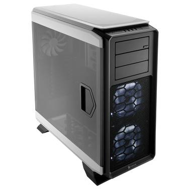 Corsair Full ATX Graphite 760T Case Arctic White (No PSU) PN CC-9011074-WW