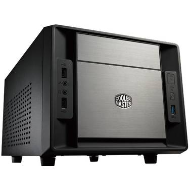 CoolerMaster Mini-ITX RC-120A Elite Case Black (No PSU)