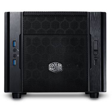 Cooler Master Mini-ITX RC-130 Elite Case Black (No PSU)