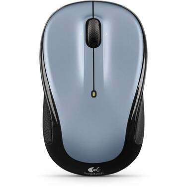 Logitech Wireless M325 Mouse Light Silver PN 910-002325