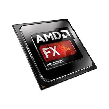 AMD AM3+ FX-9590 Eight Core 4.7GHz 220W Black Edition CPU (No Heatsink)