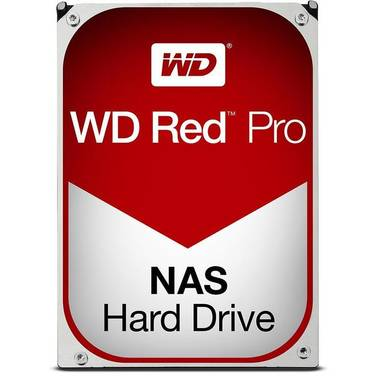 4TB WD 3.5 7200rpm SATA 6Gb/s Red Pro HDD PN WD4001FFSX