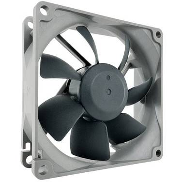 80mm Noctua NF-R8 Redux Edition 1800RPM Quiet Case Fan PN NF-R8-REDUX-1800