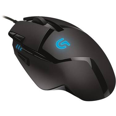 Logitech G402 Wired USB Hyperion Fury Gaming Mouse 910-004070