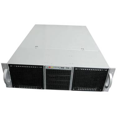 TGC ATX TGC-39650G 3U Rackmount Server Case (No PSU)