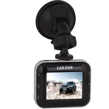 BSR Car DVR HD LCD 2.0 Wide Angle Camera Lens PN BSR-DVR013N