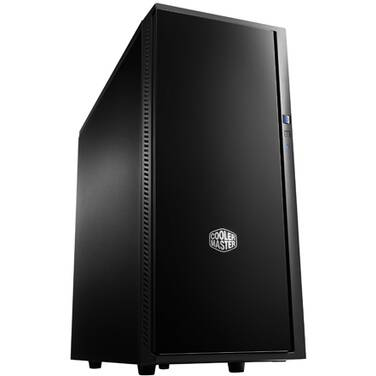 Cooler Master ATX Silencio 452 Case with USB 3.0 (No PSU)