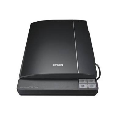 Epson V370 Photo Flatbed Film Scanner