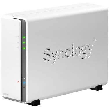 1 Bay Synology DS115J Gigabit NAS Unit