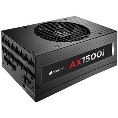 1500 Watt Corsair AX1500i 80Plus Titanium CP-9020100-AU Modular Power Supply