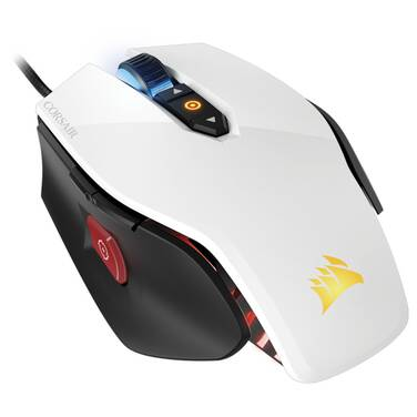 Corsair Wired M65 PRO RGB USB CH-9300111-AP Gaming Mouse White