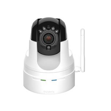 D-Link DCS-5222L HD Wireless-N Day/Night Pan/Tilt Network Cloud Camera