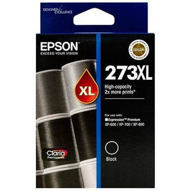 Epson 273 PHOTO Black High Yield Ink Cartridge PN C13T275192