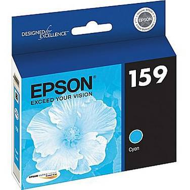 Epson T1592 Cyan Ink Cartridge PN C13T159290
