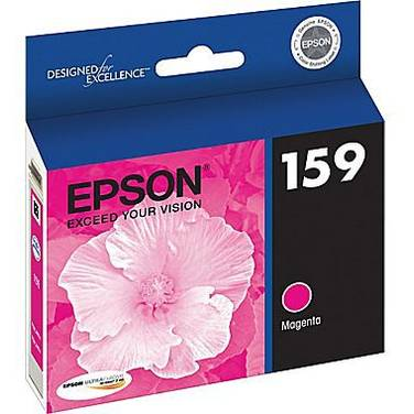 Epson T1593 Magenta Ink Cartridge PN C13T159390