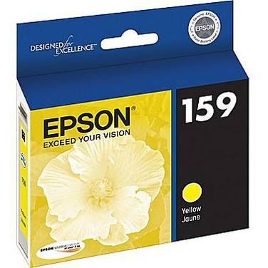 Epson T1594 Yellow Ink Cartridge PN C13T159490