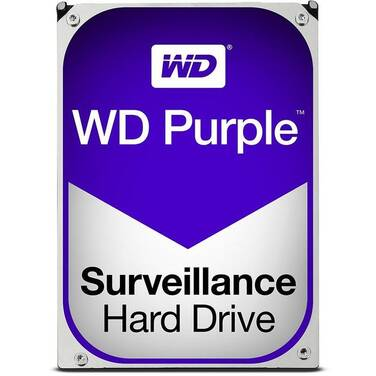 6TB WD 3.5 SATA 6Gb/s Purple SV HDD PN WD60PURX