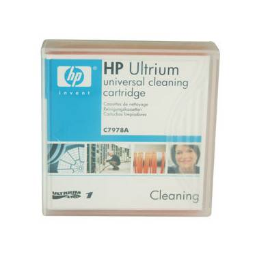 HP LTO Universal Cleaning Cartridge PN C7978A