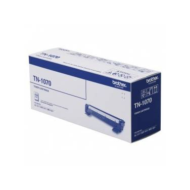 Brother TN-1070 Black Toner Cartridge (1,000 Pages)
